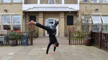 Pudsey Wellbeing Centre Yoga