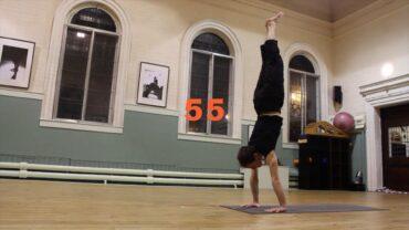 Adho Mukha Vrksanana: Yoga Handstand